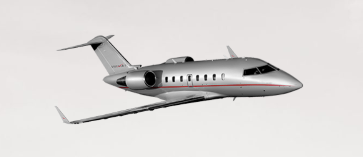 VistaJet hourly rates