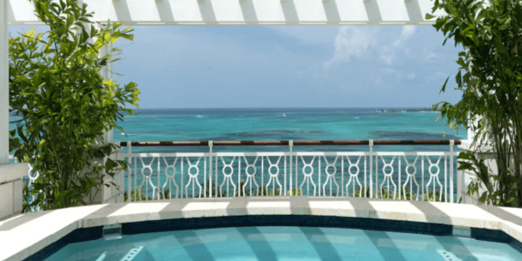 Rosewood Baha Mar suites
