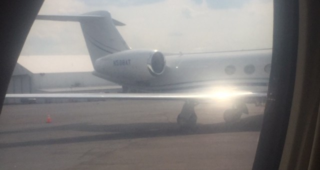 Traqpak private aircraft flight activity 2019