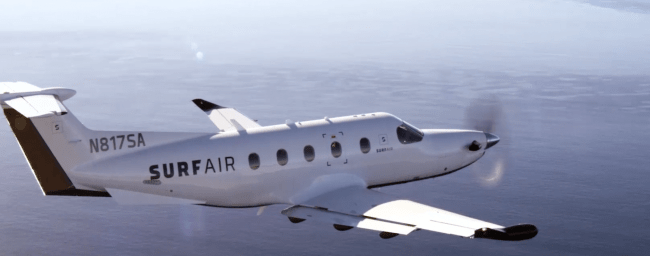 Surf Air raises $200 million