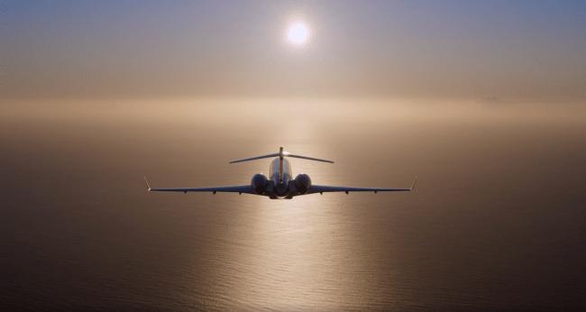 NetJets Bombardier Global Express