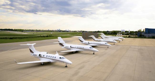 NetJets expands in San Jose, Denver