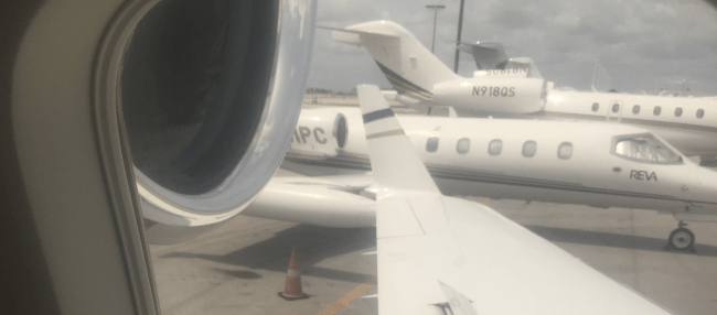 Labor 2020 private jet travel trends