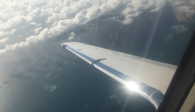Fall 2020 private jet travel trends