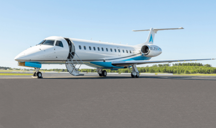 Elevate Jet Embraer 135LR