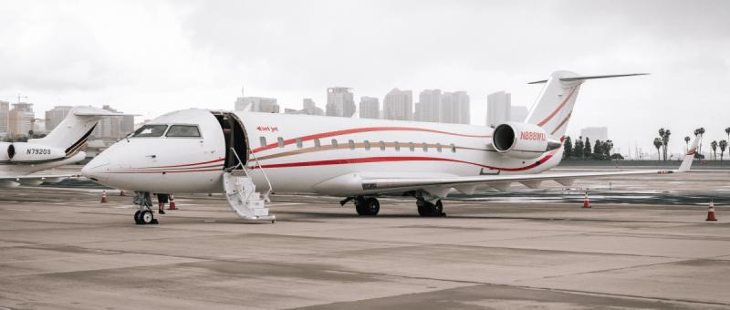 Set Jet CRJ 200