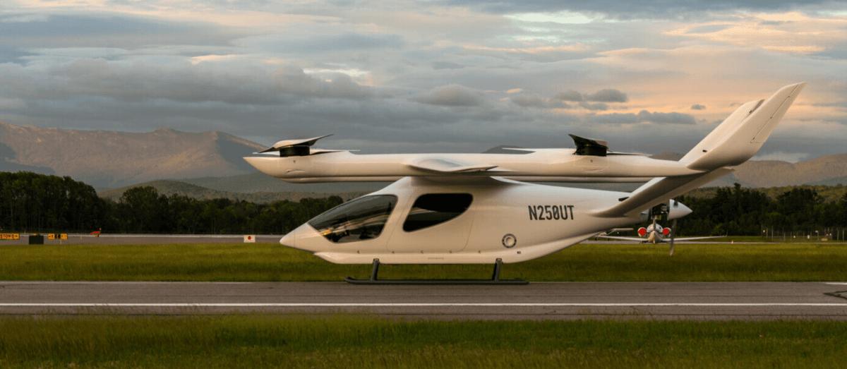BETA ALIA Electric Vertical Aircraft