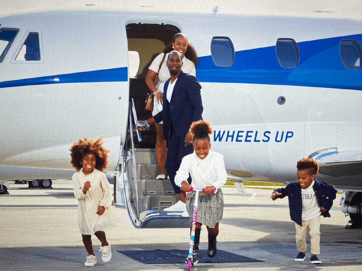 Wheels Up IPO