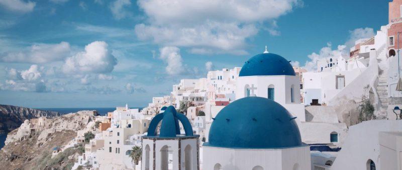 photo of santorini greece
