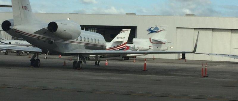 private jets in Miami