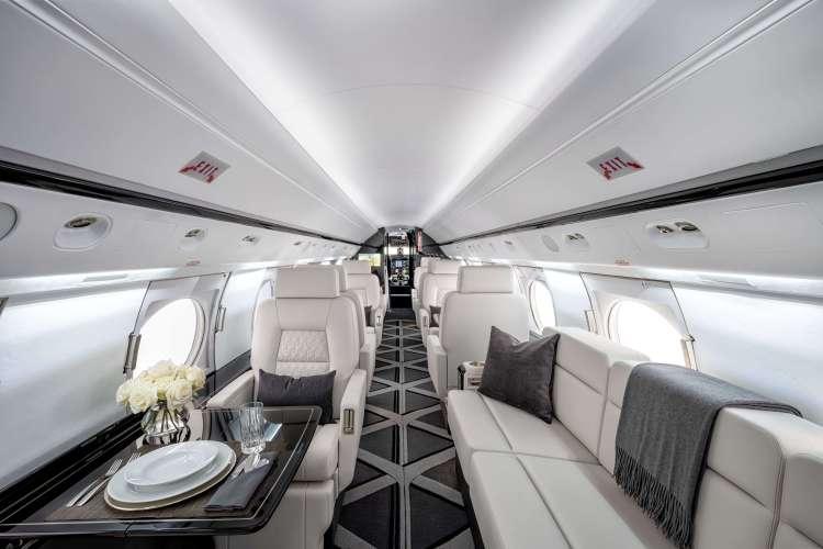 Jet Edge Gulfstream