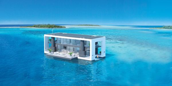 Luxury Life Living on Water