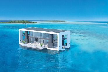 Luxury Life Living on Water