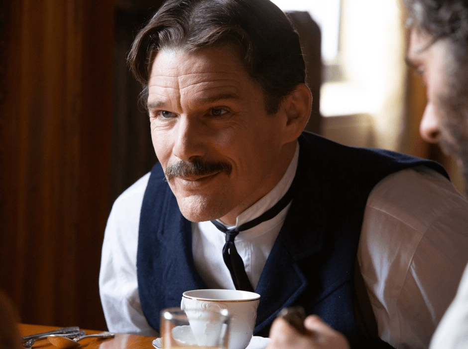Ethan Hawke Plays Tortured Genius Nikola Tesla in Biopic Trailer