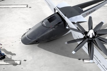 New Electric Aircraft Uses '60s-Era Tech to Take Off Like a Helicopter and Fly Like a Plane