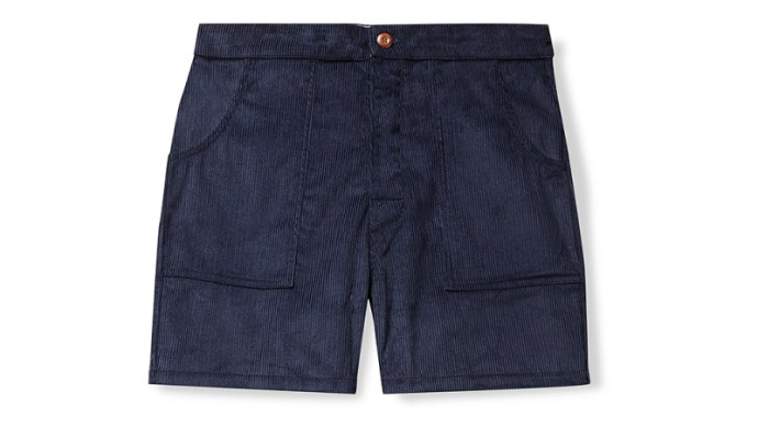 Birdwell Cotton Corduroy Shorts