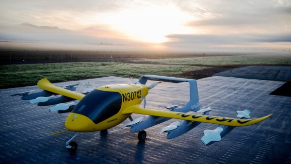 First All-Electric Flying Taxi Returns to the Skies
