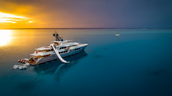 Luxury Yachts and Private Jets