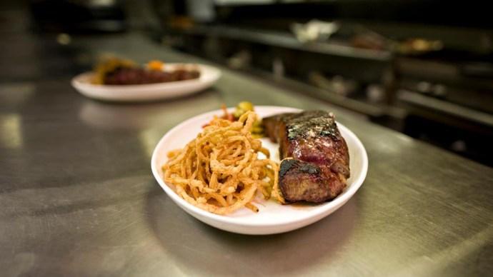 Bern's Steak House, Tampa