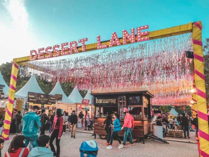 Biggest food events of 2020