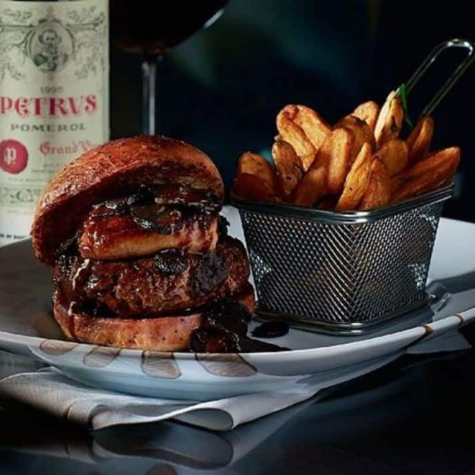 Honorable mention: The FleurBurger – $5,000