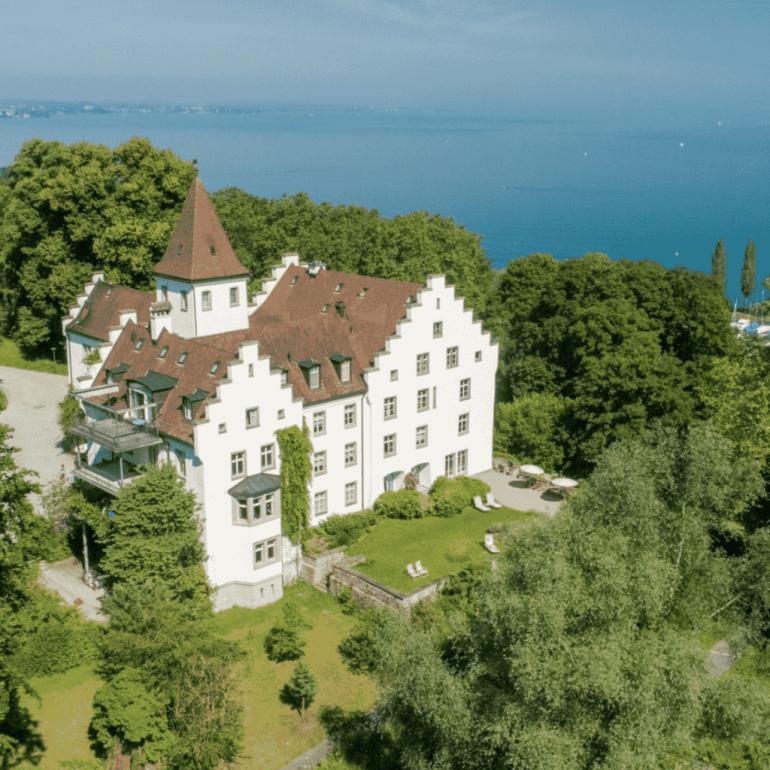 15. Schloss Wartegg – Switzerland