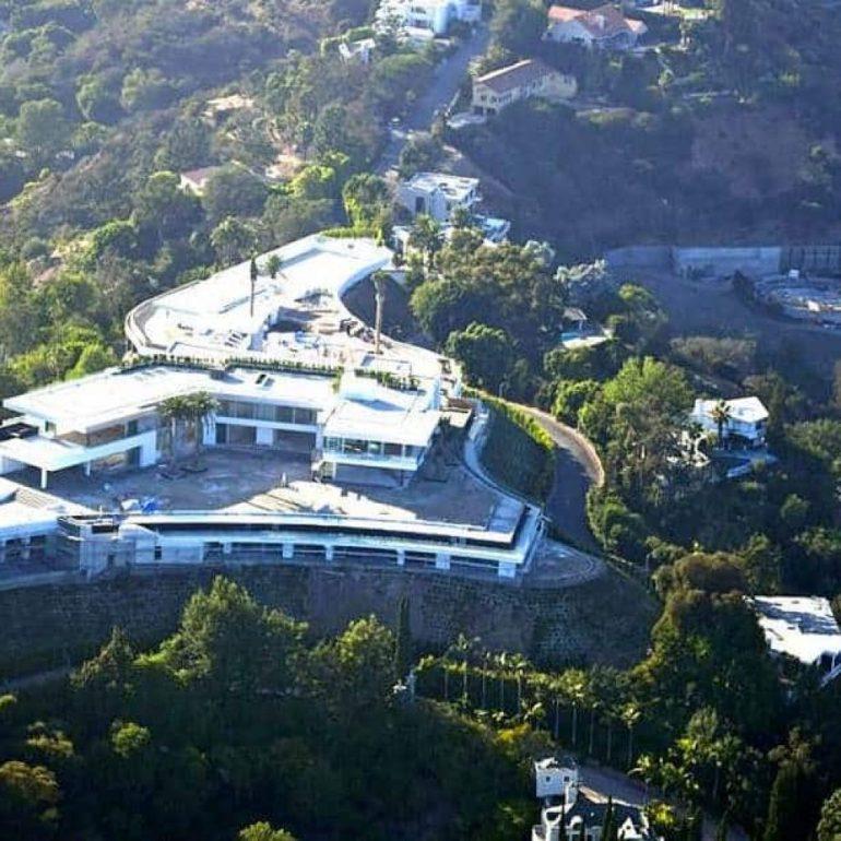 The One – Bel-Air, California – 74,000 square feet