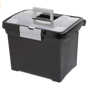 Private Practice Portable File Box