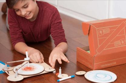 Kiwi Tinker Crate