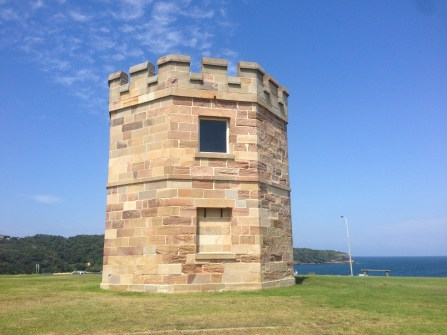 Customs Tower La Perouse