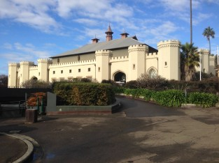 Government House stables