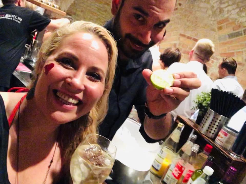 Bar-Staff bei Hochzeit@Privatkoch.Berlin