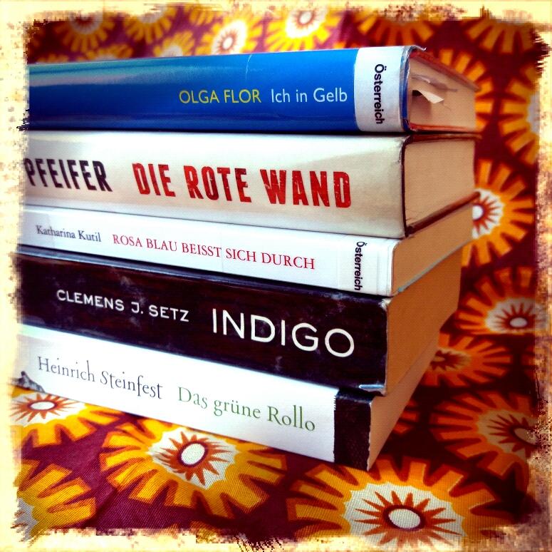 #maximaCOMEPASS: farbenfrohe Literatur aus Österreich