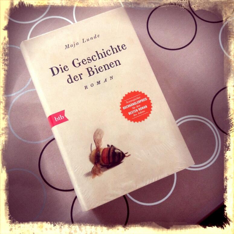 """Maja Lunde: """"Die Geschichte der Bienen"""""""
