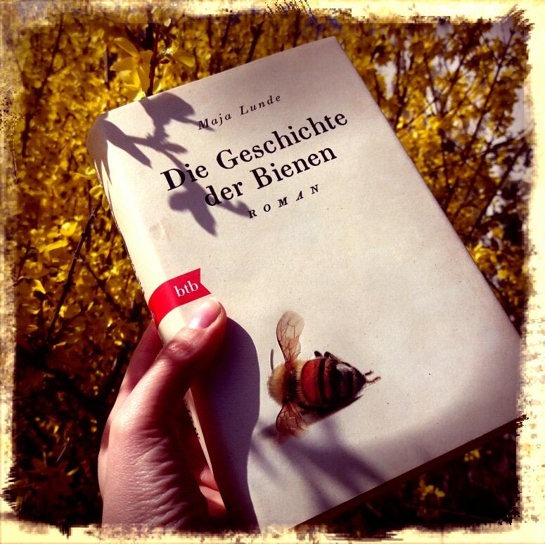 """""""Die Geschichte der Bienen"""" Maja Lunde"""