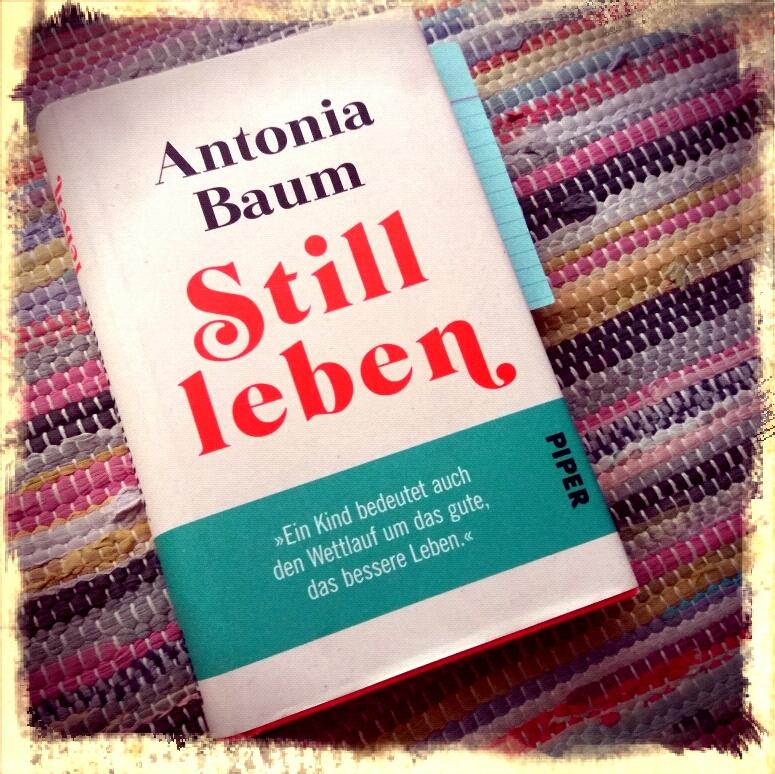 """Antonia Baum """"Stilleben"""", Buch"""