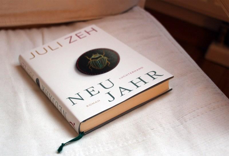 """Juli Zeh """"Neujahr"""", Roman"""