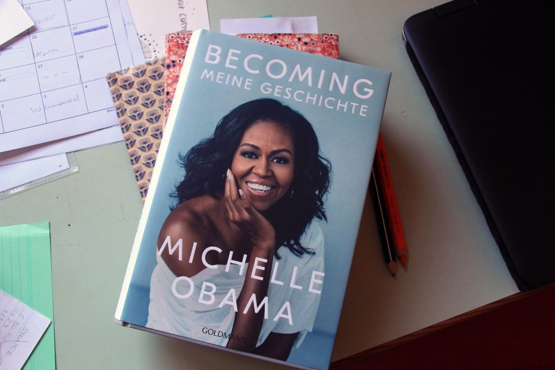 Autobiographie, First Lady, Michelle Obama
