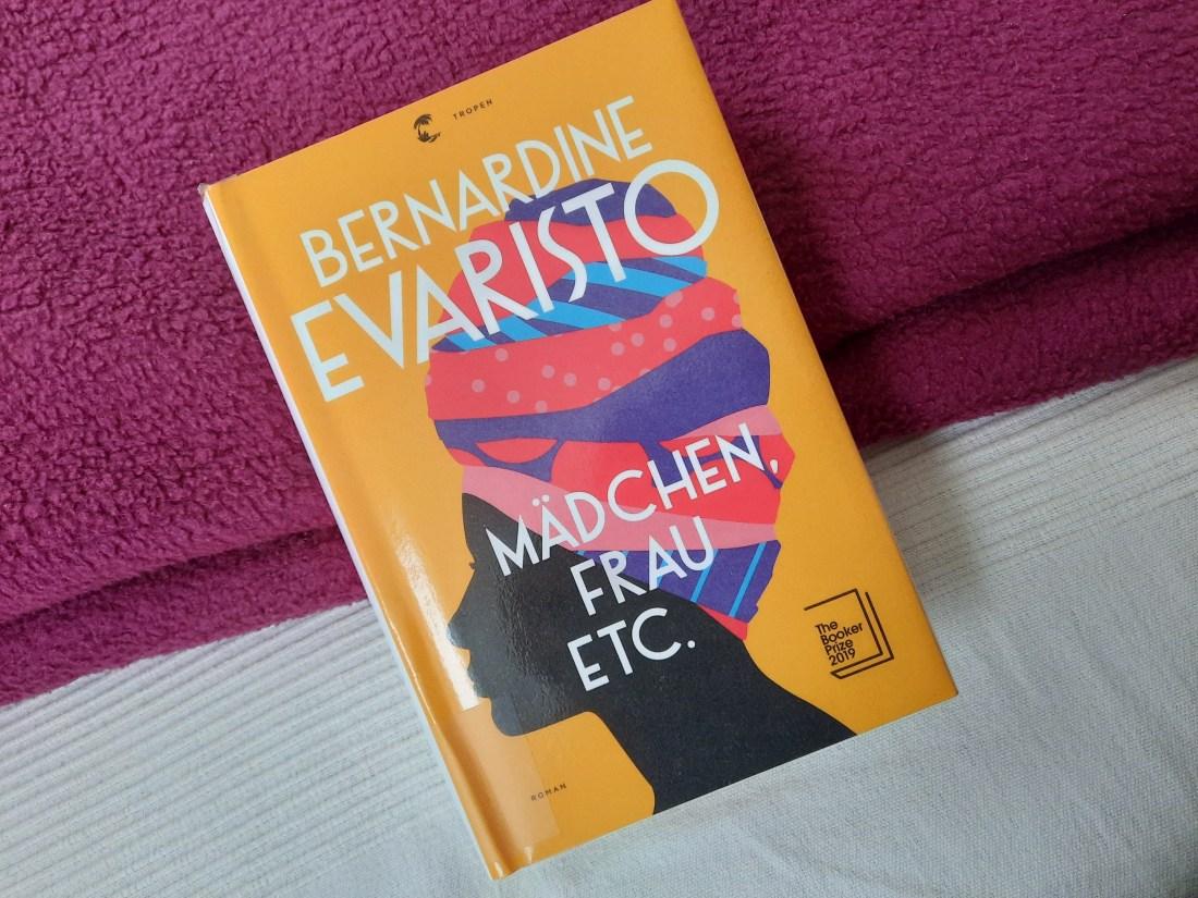 """""""Mädchen, Frau ect."""" von Bernardine Evaristo"""