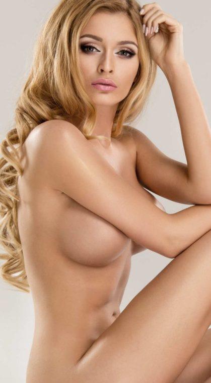 Brustvergrößerung mit innerem BH, Bruststraffung ohne vertikale Narbe