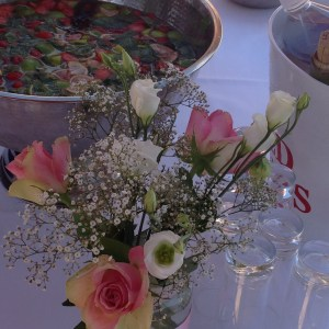 organisateur d'événements alpes de haute Provence décoration de fleurs