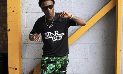 label starboy, starting place, nike football, wizkid ,collaboration