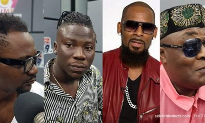 Video: Zylofon official withholds R. Kelly, Teddy Riley collaboration from Stonebwoy – Mr Logic
