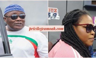 Menzgold saga is not my problem, I will face willie Roy - Joyce Blessing