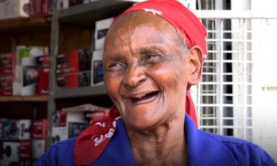 Cecilia Kiminda,shosh sounds,kenya news, nairobi news,nairobi,80-year old woman,sound technician,aljazeera,ghana news,people and lifestyle,career,