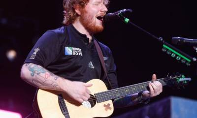 English Singer and songwriter, Edward Christopher Sheeran, musically known as Ed Sheeran sets new record after breaking a tour record set by popular Irish rock band U2.