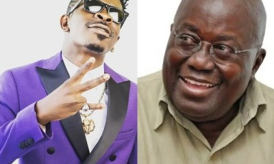 The battle line was drawn on social media to clarify some controversial comments made by one of Shatta's management, Nana Asiamah Hanson commonly known as Bulldog, that Shatta wale is bigger than President Akuffo Addo.