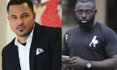 Van Vicker spit senses into Kofi Asamoah for saying blacks can't be wise as whites