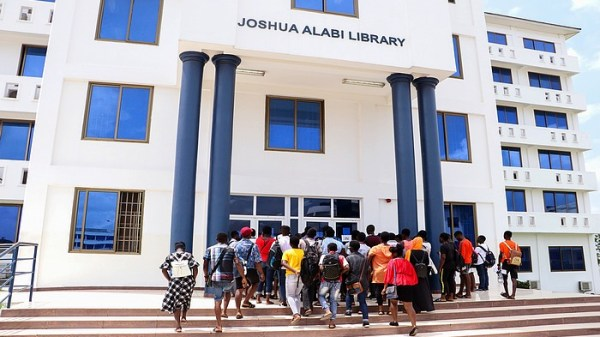 UPSA students prevented from accessing 'COVID-19' E-learning platform.