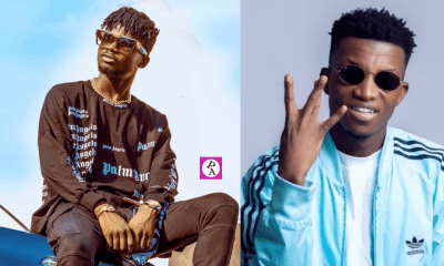 Kuami and Kofi Kinaata on highlife crown